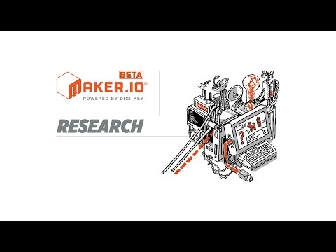 Maker to Market 2 – Research – How Adafruit developed Circuit Playground @makerio @DigiKey