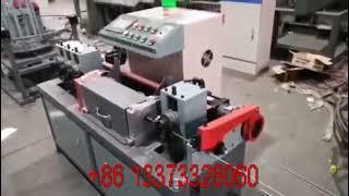 High Speed 3-6mm Wire Straightening And Cutting Machine