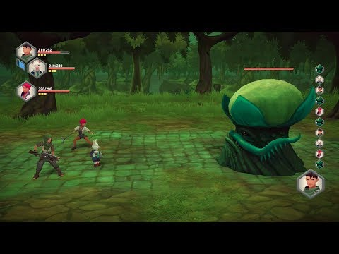 Earthlock - Part 5 - Reign The Swamp