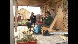 «Иностранцы в Сибири»: житель Германии вместе с семьей переехал в Курагинский район