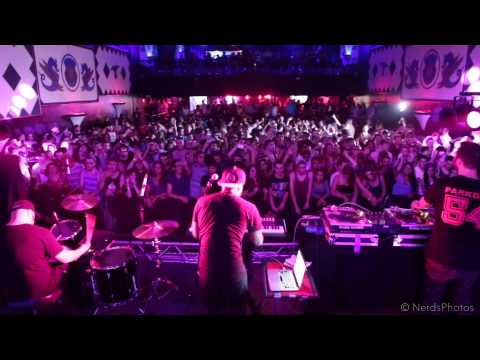 Keys N KratesBittersweet Symphony Live Jam El Rey Theater Albuquerque EXTENDED