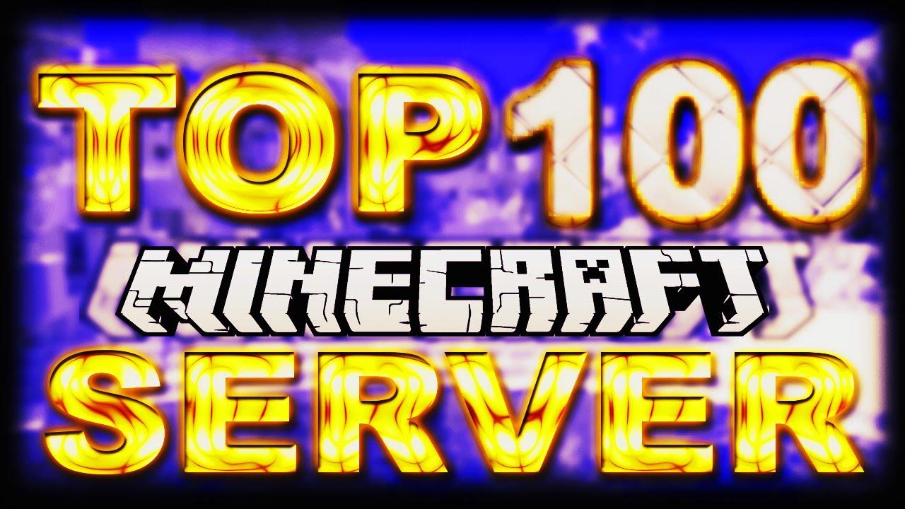 Top 100 Minecraft Server Vorstellung Deutsch Ip Beste Server Pvp Creative 1 7 1 8