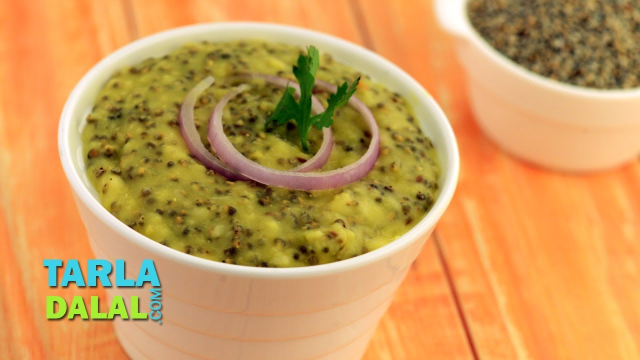 bajra and moong bajra and moong dal khichdi pregnancy iron rich by tarla dalal youtube forumfinder Images