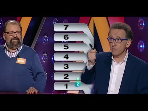 Saber y Ganar Fin de semana 13 05 18 Malen Antonio Quim y otros