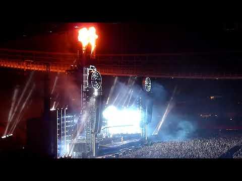 HD - Rammstein - Ich Will (live TZ7) @ Ernst Happel Stadion, Vienna 2019 Austria