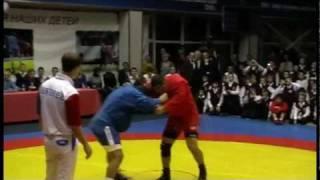 Суперфинал. Чемпионат школы Самбо 70.