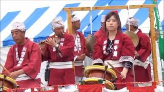 2013年 島村渡船へェスタ世界遺産候補田島弥平旧宅