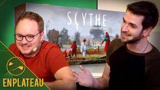 Présentation et règle du jeu de société Scythe - En Plateau