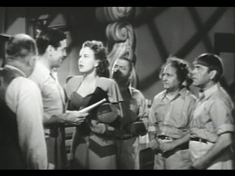 SWING PARADE OF 1946 1946  Three Stooges, Gale Storm