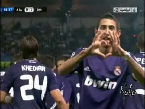 Best of Angel Di Maria [ Argentina - Benfica - Real Madrid ]