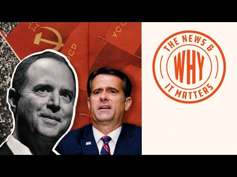 PROOF? Schiff Shifts Biden Laptop Blame on Russian Propaganda | The News & Why It Matters | Ep 6