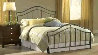 Hillsdale Metal Beds  Decoration
