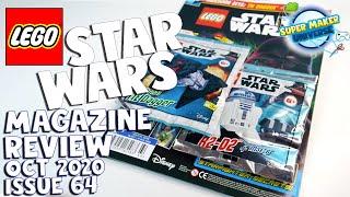 Star Wars Lego Magazine Review…