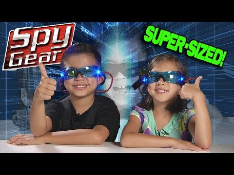 SPY GEAR 40-MINUTE SPECTACULAR!!! All Spy Gear Compilation! [SUPER SIZE ME WEEK]