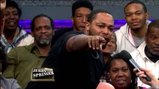 vuclip You Had Sex With My Mom Audience Roast! (The Jerry Springer Show)