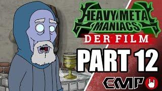 Heavy Metal Maniacs: Folge 48 - Der Leib Christi