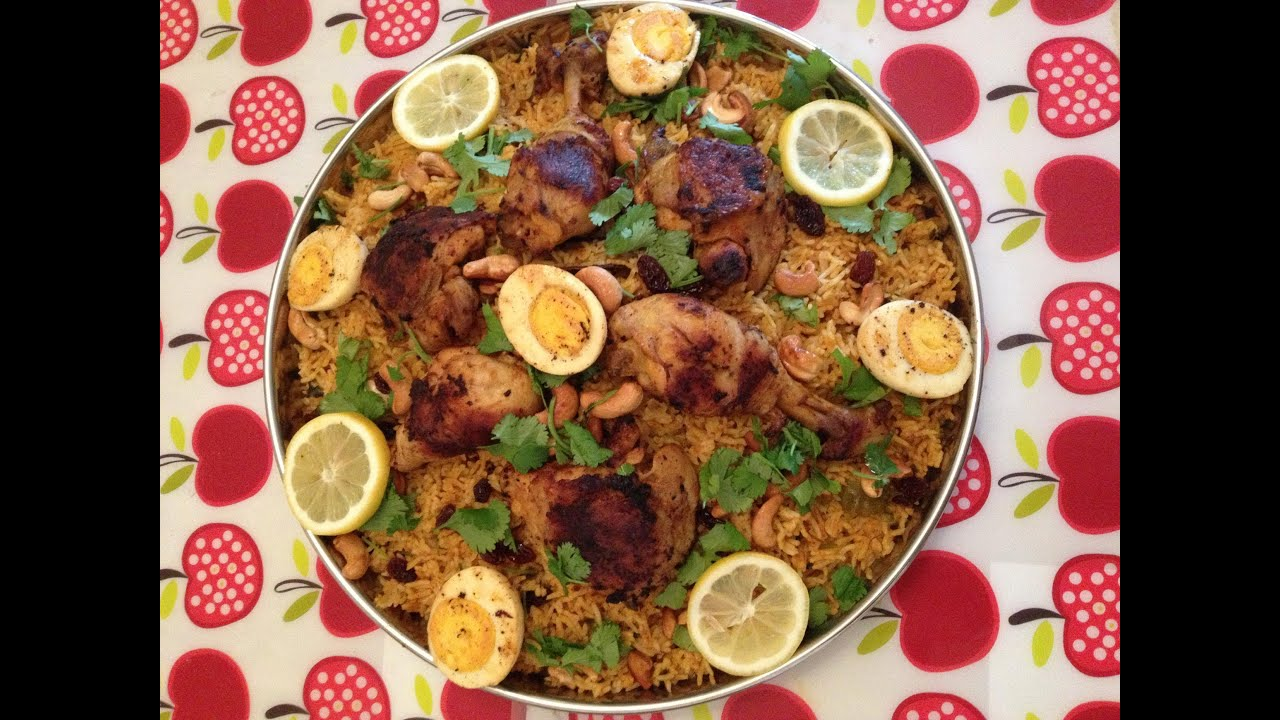 Gourmet Dish: How to Make Saudi Kabsa or Kabsa Arabia