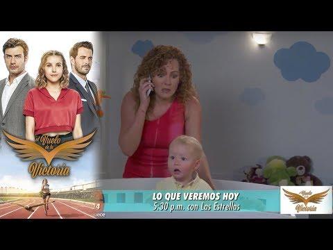 El vuelo de la Victoria | Avance 20 octubre | Hoy - Televisa