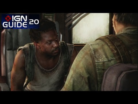 The Last of Us Walkthrough Part 20 - Pittsburgh: Financial District pt 2