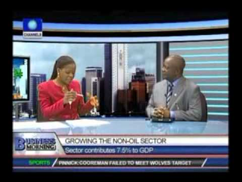 Business Morning:Growing the non-oil sector
