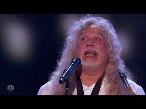 Herbie Russ: This Guy SHOCKS The Audience With Amazing Talent | America's Got Talent 2017