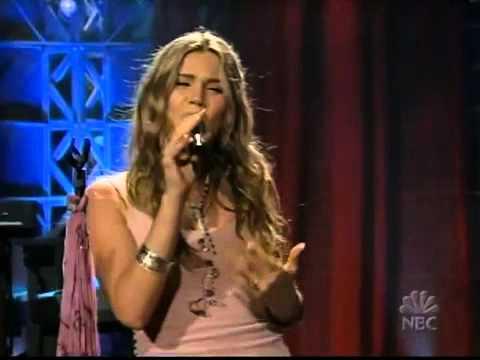 Joss Stone - Spoiled - Tonight Show Leno 2004