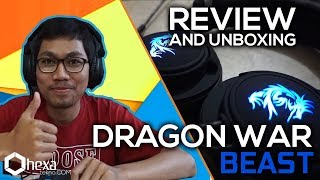 Review And Unboxing DRAGON WAR BEAST Hexatekno Com
