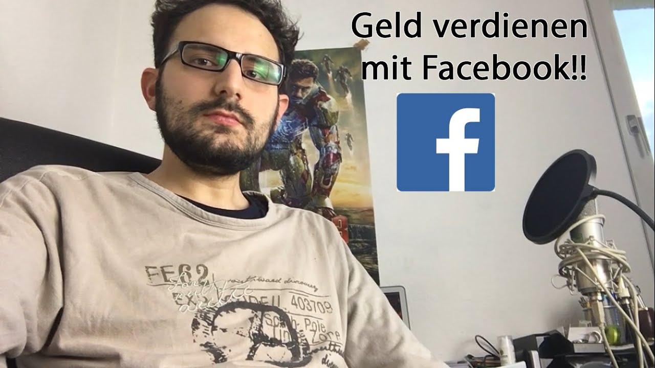 Wie Kann Man Mit Einer Facebook Seite Geld Verdienen