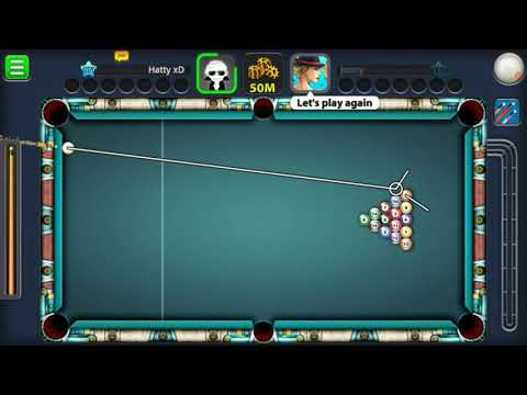8 ball pool indirect special creation in Berlin.