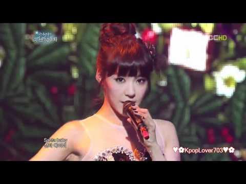 SNSD Jessica & Tiffany Singing In English [HD]