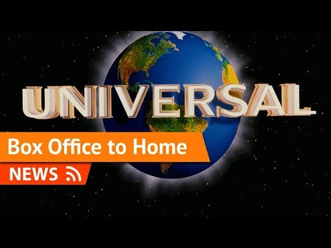 BREAKING NEWS Universal Studios Makes New Movies Available On Demand Immediately