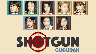 Gugudan - Shotgun
