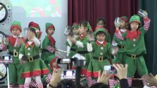 Publication Date: 2016-12-16 | Video Title: 聖誕聯歡會兒童才藝表演2016 - K3C