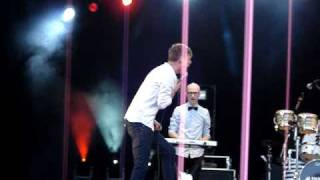 Alphabeat- Touch Me, Touching You @ Parkcity Live
