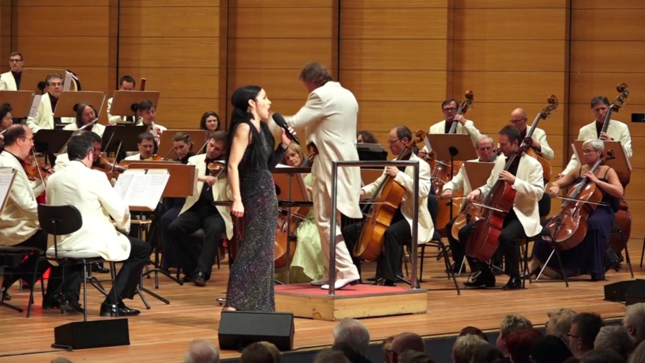 Trailer Katrin Weber und Vogtland Philharmonie
