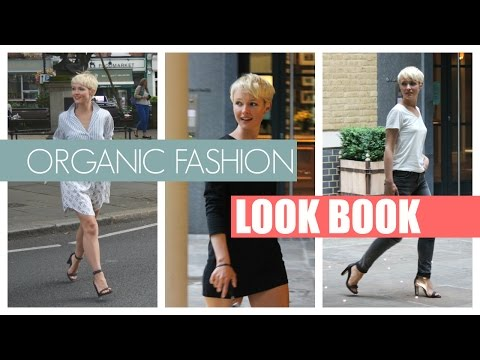 Organic Fashion Look Book | ORGANIC SEPTEMBER | Kate Arnell