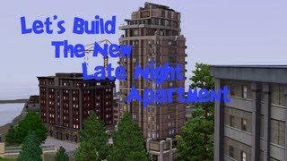 Let's Build/remodel-  Late Night Lp Apartment!!