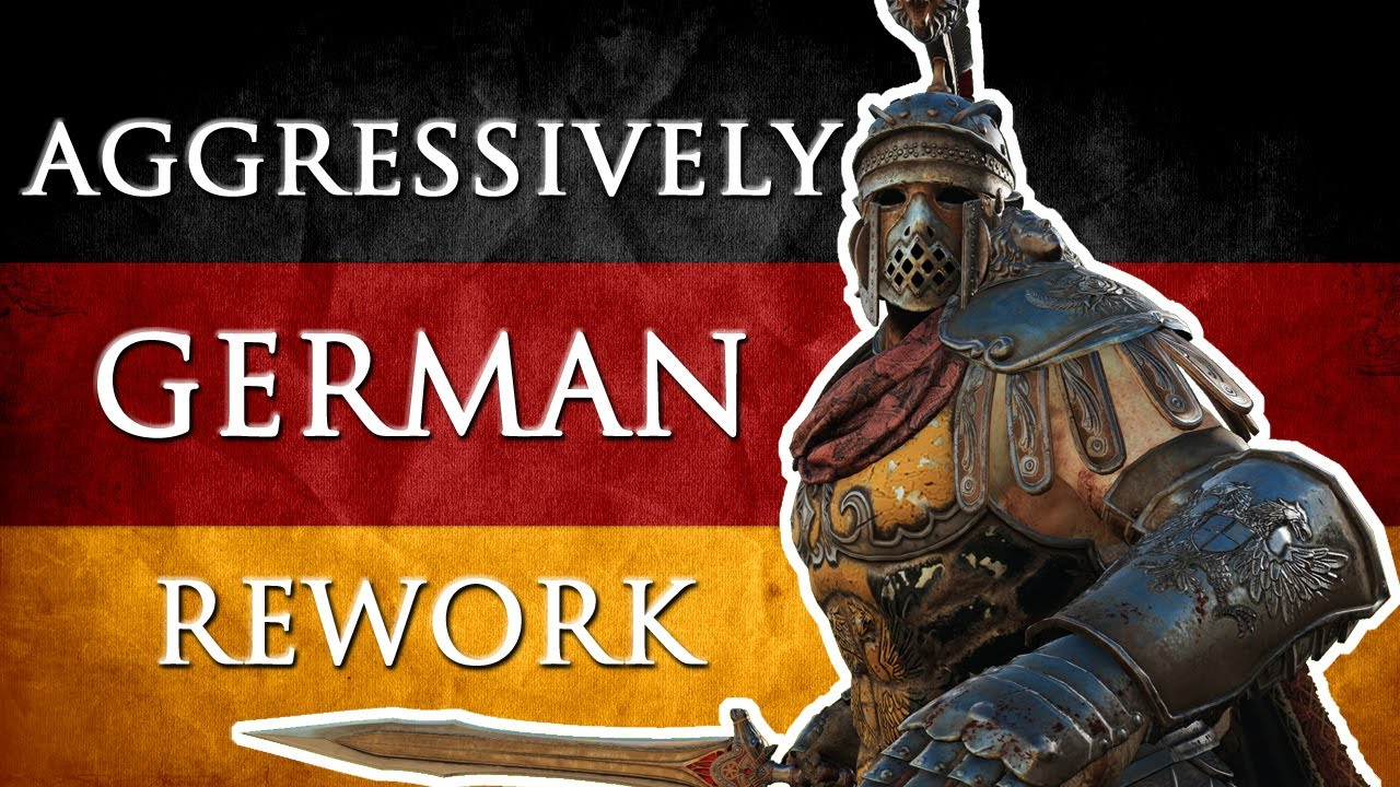 The Aggressively German Centurion Gets REWORKED