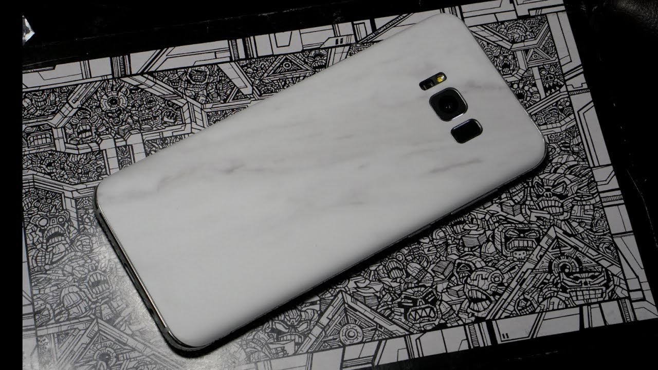 timeless design 97e5a f8ea8 How dbrand skin looks on the S8 and S8+
