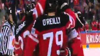 Канада 3:0 Россия - Сидни Кросби (третий гол, второй период) 17.05.2015