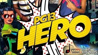 Little Addi & Little Vybz (Kartel Sons) - Hero [Flammable Riddim] September 2014