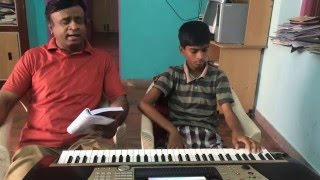Keyboard Chords-aathumamae En Mulu Ullamae Song-tamil Christian Song