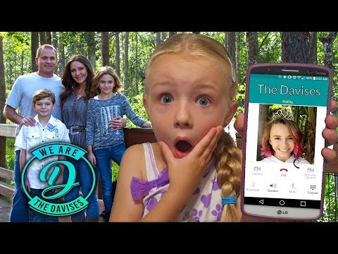 Calling We Are The Davises! *OMG* They Answered! Playing Sardines In Their Empty House (Skit)