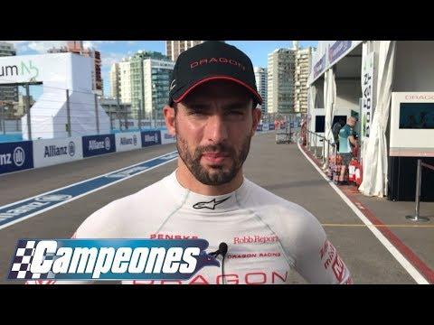 Pechito López luego del ePrix de Punta del Este