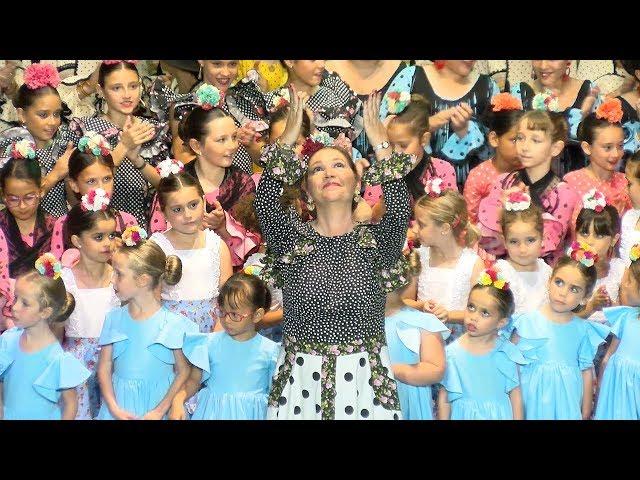La Academia Mpal. de Baile de Cartaya presenta