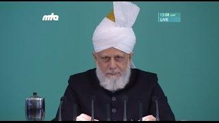 Hutba 25-11-2016 - Islam Ahmadiyya