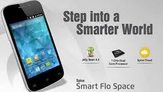 Spice Mi 354 Smartflo Space mobile specifications, features and price