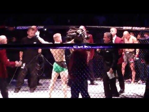 Bruce Buffer Introductions Jose Aldo Vs Conor McGregor UFC 194 Las Vegas MGM