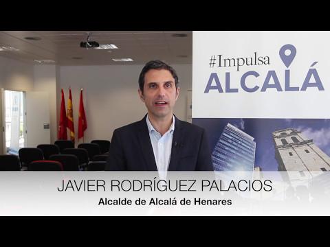 #IMPULSAALCALÁ presentación