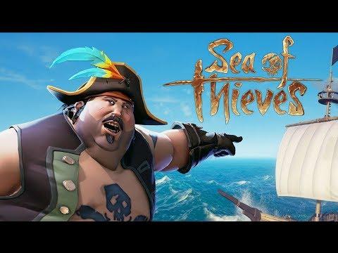 SEA OF THIEVES ★ 4 Spieler Coop ★ Live #02★ PC Multiplayer Gameplay Deutsch German